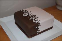 CAKES - Pâte à sucre