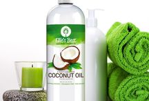 Coconut Oil / Everything coconut oil