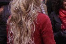het haar