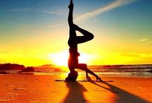yoga inspiration / by McKayla Glasser