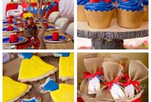 Snow white ... party ideas :)