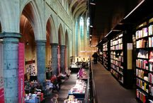 Bookshops / by Anne Hukkanen