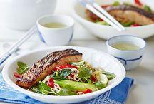 Salmon / Asian