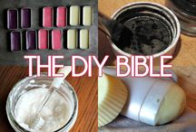 the diy beauty and cleaning bible