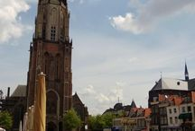 Great spots to visit in Delft, Netherlands