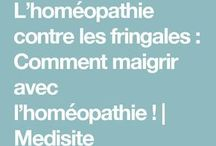 homéopathie fringale
