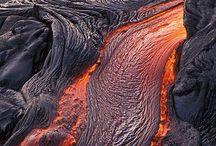 Magma volcano fenom