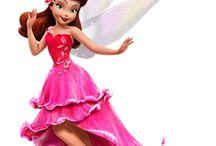 Rosetta Disney Fairies