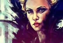 SWATH Fan Art / Submit your original artwork based on the film via our Facebook Tab (see link below) and your submission could be featured here on our SWATH Fan Art board!