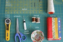Crafting With Fabric / by Diane Olney