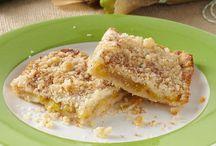 Recipes/Bars, Granola, Cobblers,Crisps