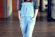 CLOTHESlove: Dungarees