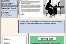 Letter Infographics
