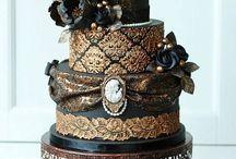 Gothic / Cake decorating