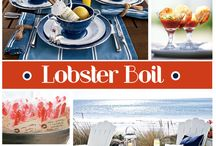 Lobsta & Clam Bake Party / by Patty Harvie