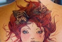 Mint tattoos! / Tattoos I like!