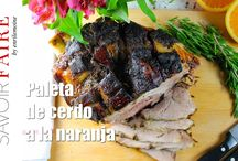 My Cooking Videos   Mis video recetas / Step by step, take a look of my best recipes on video   Paso a paso, échale un ojo a mis mejores recetas em video.