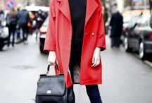 That Coat / Great outfit with that coat!