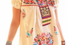 mexicain embroidery