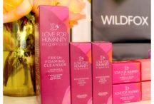 Wildfox &  Love For Humanity Organics / Love For Humanity Organics available at the Wildfox store on sunset plaza #lfhorganics #wildfox #takemetowildfox