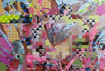 Glitch | Datamosh / by Diego Flores Diapolo