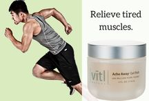 Our Products | Vitl Waters / Vitl Waters offers a complete line of body and beauty products.