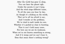 E H poems