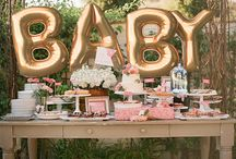Ashly's Baby shower!