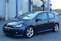 VW Golf 2.0 tdi 140cv Sport R-Line DSG 2012...15500 euros