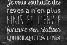 Citations/ photo/ affiche