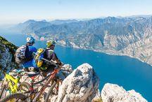 Garda Trentino / Il #lago più grande d'Italia, oltre 900 km di percorsi #trekking e #bike, dai 60 agli oltre 2000 m d'altezza: questo è il #GardaTrentino.   The largest #lake in #Italy, more than 900 km of #hiking and #biking trails, from 60 to over 2.000 meters above sea level: this is #GardaTrentino  www.gardatrentino.it