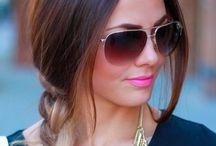 Fashion / Beautiful girl fashion