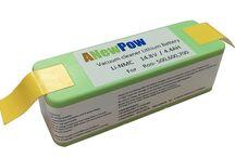 Lithium ion akkumulátor,AP 4400 mAh / Vásárolj lithium ion akkumulátort az iRobot Roomba készülékedhez ha már az eredeti akkumulátor elhasználódott. BMS elektronikával, 1 év garanciával.