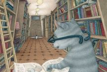 Cats and reading