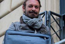 Totò Schillaci ed Elitaly / L'eroe di Itala '90 incontra Elitaly, il marchio di borse e accessori in pelle interamente made in Italy