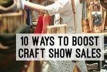 boost craft show sales