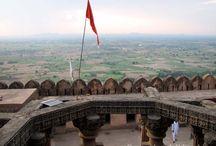 Kalinjar Fort Photos