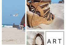 Playas. España.