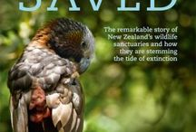Conservation Week / All about New Zealand conservation and the natural environment