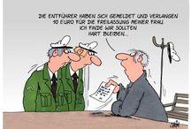 Humor - Cartoon