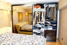 Dressing Dormitor Pal Negru