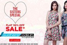 Fashion & Cloth Deals / Find the deals and discount offer on clothing, shoes, watches, Suits and uniforms, nightwear, swimwear and many more fashion accessories.
