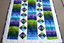 Quilts: jelly roll