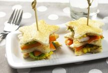 Recettes - Bentos & Sandwich