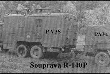 R 140 / radiostanice