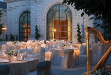 Grand Weddings and Events / Find ideas and inspiration from some of the most memorable weddings and events held at The Grand America Hotel. / by The Grand America Hotel