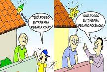 Comédia Brasil humor