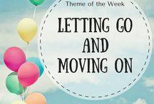 Letting go and Moving On / Letting go and moving on