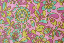 Retro - Vintage - Pattern / Vintage - Wallpaper & Fabric - &..   / by Ines
