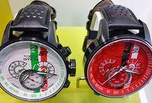 Invicta horloges / Dit is een bord van Invicta Power met afbeeldingen over het merk Invicta.